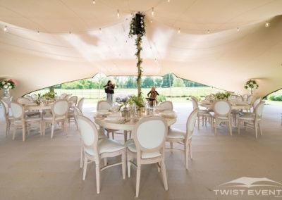 Twist Events - Location tente stretch mariage, mobilier et décoration chic - Mariage Geneve Vaud Suisse Romande