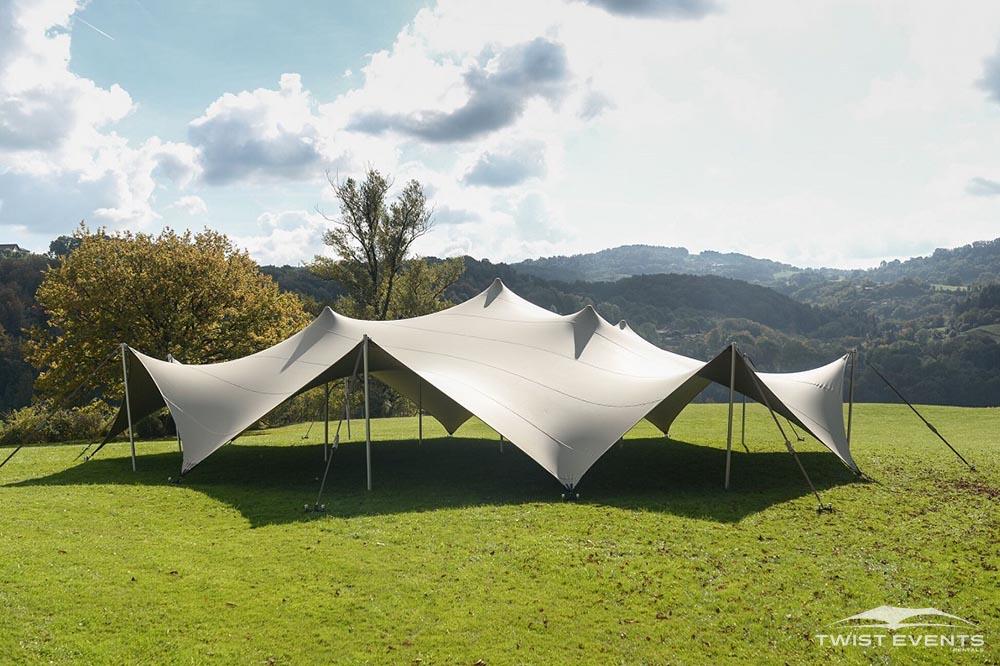 Tente-Stretch-arachnide - Twist Events - Location et vente tentes de réception stretch, mobilier événementiel - Genève Vaud Suisse Romande