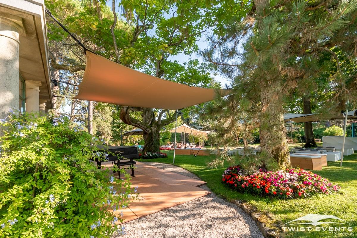 Location tentes de reception stretch et mobilier lounge - evenement d'entreprise - Twist Events - Geneve et Romandie (4)-min