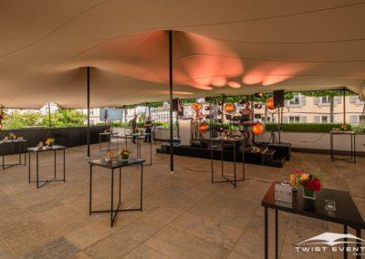Twist Events - Soirée d'entreprise Lausanne Palace - Tentes de réception stretch (3)-min