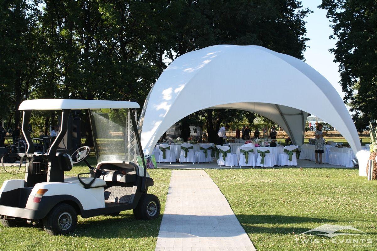Location tente crossover M pour une repas de mariage www.twist-events